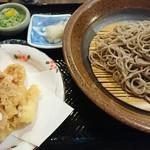 丸五そば屋山大前 - 料理写真:もり天870円