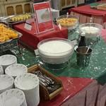 レストラン白根 - デザートコーナー