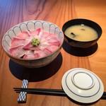 京すし - 【ランチ】かんばち丼 980円(税込)