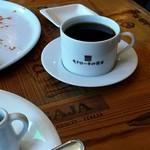 パーレンテッシ - ホットコーヒー 450円