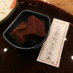 未来食堂 - デザート:チョコムース