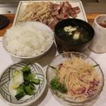 ステーキ ヨシノ - Aランチビッグ2000円