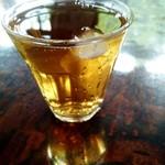 山法師 - 茶。
