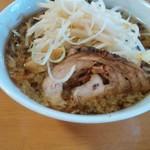 麺の蔵 - 醤油ラーメン