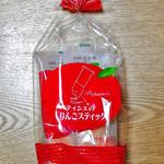 ラグノオ - パティシエのりんごスティック(4本袋入)