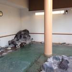 万葉の湯 - 屋上の露天風呂2