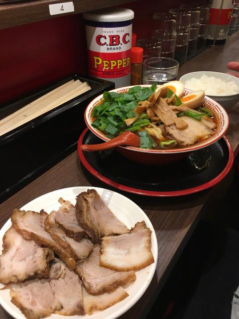 麺屋7.5Hz 新橋店