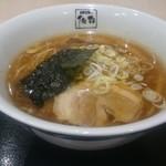 62720331 - 醤油らぁ麺