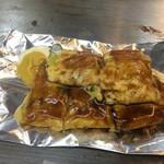 あべとん - 悶絶牡蠣オムレツ