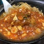 62720890 - 味噌麻婆麺(770円)