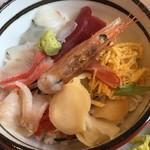 62721955 - 海鮮丼