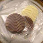 桜橋深川 - バレンタインデーだったのでチョコもらいました