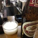 島田屋 - 瓶ビール