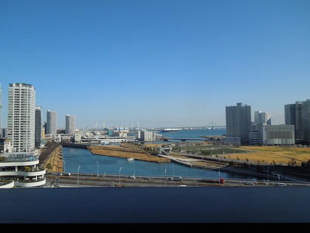 バー シーガーディアンⅢ そごう横浜店 - 窓からの眺め