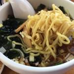 香港屋台市場 - セット 半ラーメン麺リフト