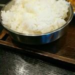 韓家よっこらしょっ - ご飯大盛お替りあり