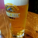 和伊んバル 3751 - ランチビール