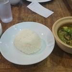 タイ国専門食堂 - ゲーンキョワーン