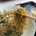 麻婆菜館 - 良く炒めてあって、食感も良く食べれました…