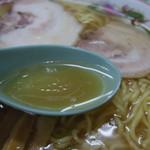 香味徳 - 2017年2月 スープ