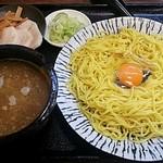 金の玉子 - 【大阪流 つけ麺】¥480(オープン記念価格)