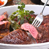 熟成和牛ステーキグリルド エイジング・ビーフ - メニュー写真:熟成黒毛和牛肉の旨味は芳醇