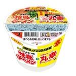 丸幸ラーメンセンター - 佐賀県基山町には、カップ麺の大ヒット商品『焼豚ラーメン』を手掛ける『サンポー食品』があります。 そのサンポー食品と丸幸がコラボした夢のようなカップ麺も誕生しました。