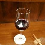 チャコール バルジュ - フランスの赤ワインホブノブ・メルロー