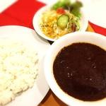 ◆ヨーロピアンブラックカレー European black curry