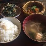 生姜料理 しょうが - ランチ