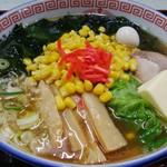 旭川ラーメン熊ッ子 - 熊ッ子ラーメン(醤油)