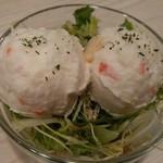 キッチン ジロー - ポテトサラダ