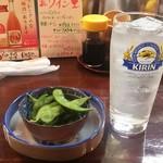 串太郎 - 枝豆 チューハイ (ほろ酔いセット)
