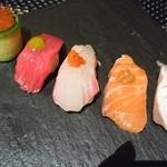 Rakusui - 野菜寿司