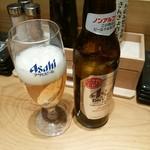 きんぎょぎんぎょ - ノンアルコールビール
