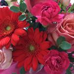 和食処 まさご - プレゼントのお花