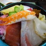 あおき - 海鮮丼