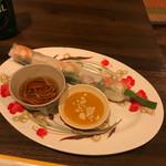 ベトナム料理クアンコム11 - ゴイクン