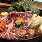 62761817 - 牛鍋 醤油