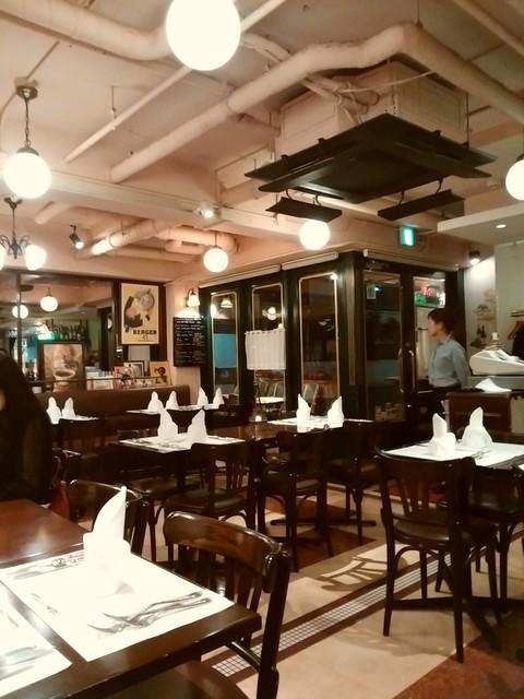 フレンチカフェレストラン 神楽坂 ル コキヤージュ - ビストロ