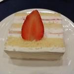 ホテルニューオータニ - ウエディングケーキ フラワーリング