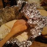 62765454 - 焼きカマンベールチーズ