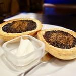 62767849 - [2017/01]宮越屋珈琲ブランチセット・焼チョコトースト(780円)
