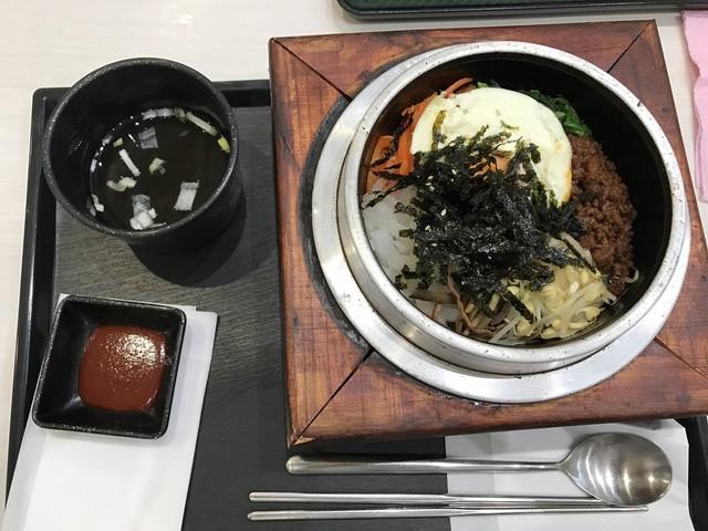 ソウルキッチン - 石焼きビビンパ