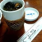 川よし - 『ヒレ酒』プワっといい香り