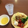 ビッグボーイ - 料理写真:サラダとスープ
