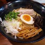 麺屋 八頭龍 - 牛魔王(あぶらそば)