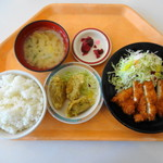 生駒市役所 食堂 - 日替定食 530円