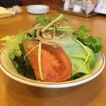 カノン - らんちのサラダ