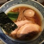 藤堂 - 丸の醤油 大盛
